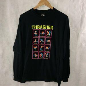 Thrasher Skate Magazine long sleeve